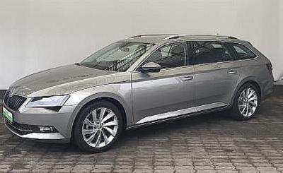 ŠKODA Superb Combi Style Plus