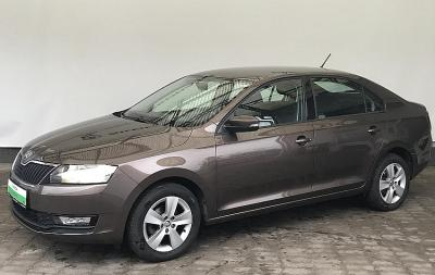 ŠKODA Rapid 1,0 TSI / 70 kW Ambition Plus